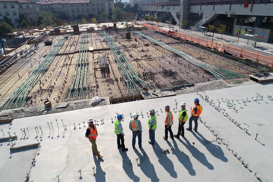 Építőipari helyzetjelentés – Csökkent az építőipar teljesítménye
